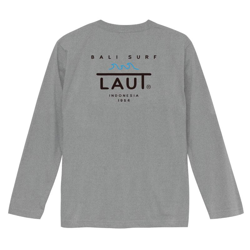 LAUT BALI SURF サーフ ロングスリーブ 長袖 Tシャツ LLT-9