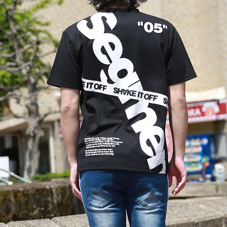 モードロゴビッグシルエット半袖Tシャツ【ペア対応】