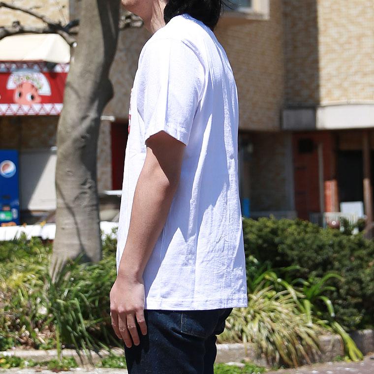 トランプポケット半袖Tシャツ【ペア対応】