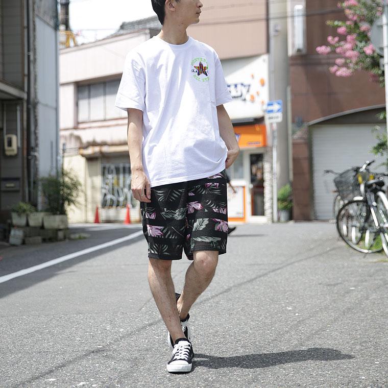 コンバースサガラロゴ半袖Tシャツ【ペア対応】