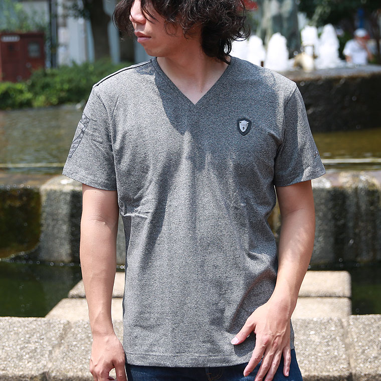 ヴィオラバックマリブロゴ半袖Tシャツ