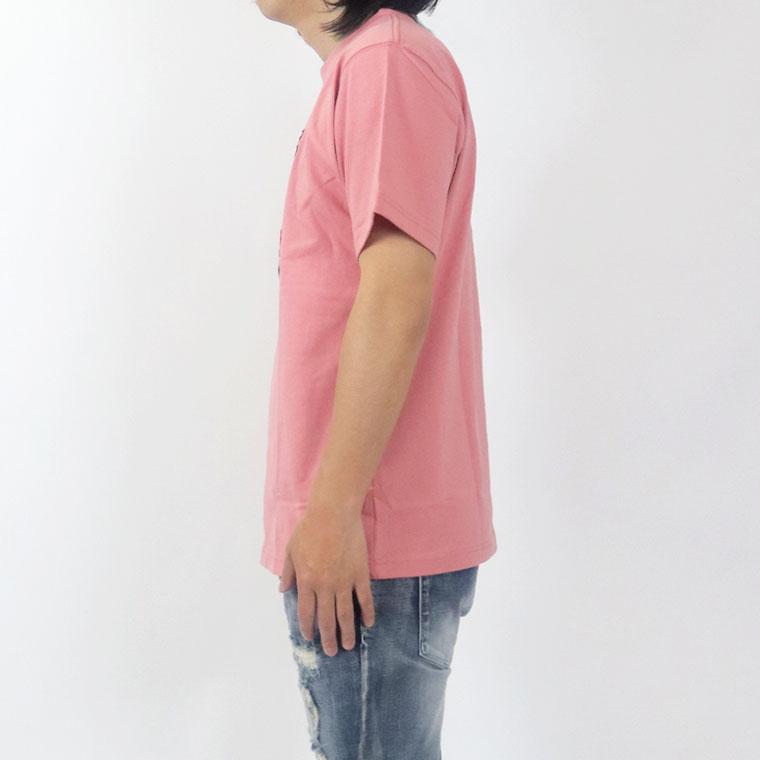 アロハミッキーサガラ刺繍半袖TEE(ペア対応)