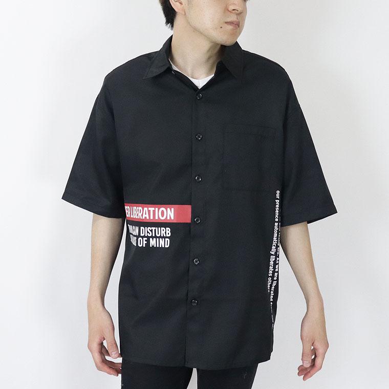 girl'sフォトドロップショルダー半袖シャツ