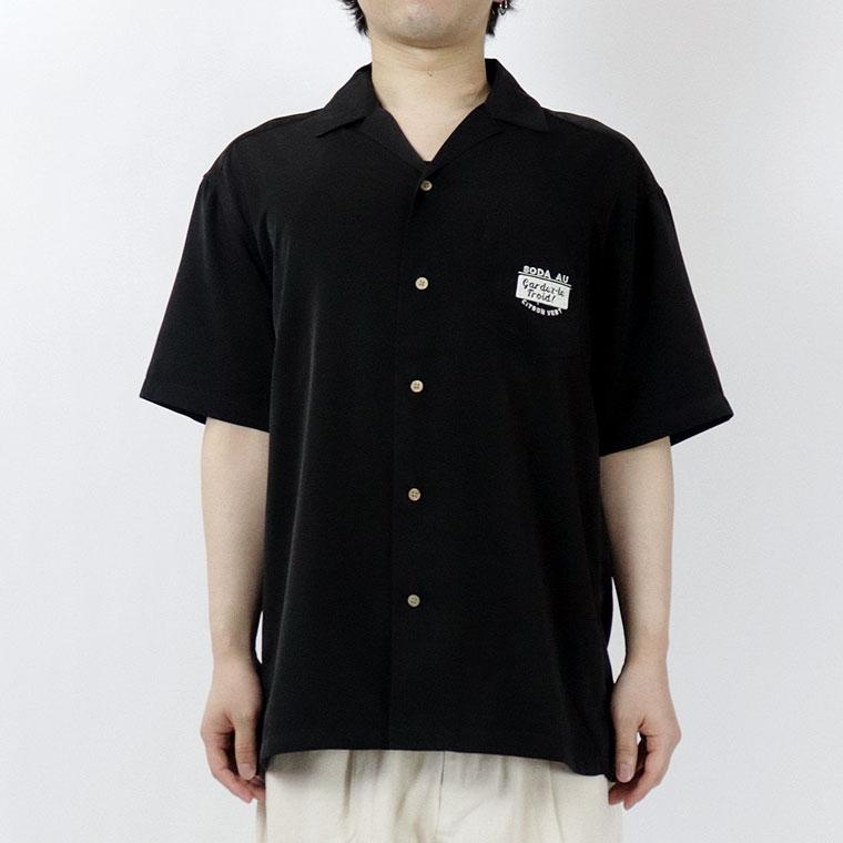 モヒート刺繍シャツ