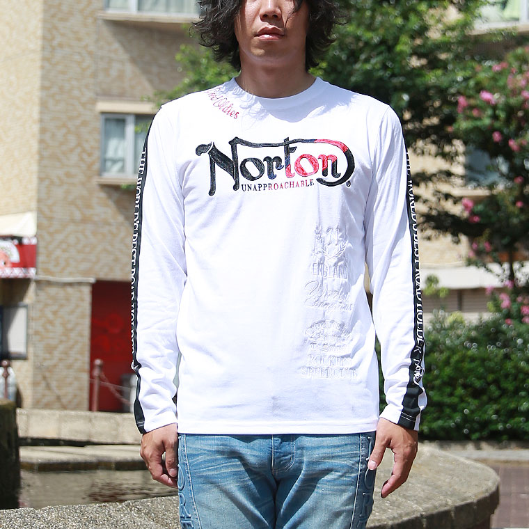 DRY袖ラインMAX長袖Tシャツ