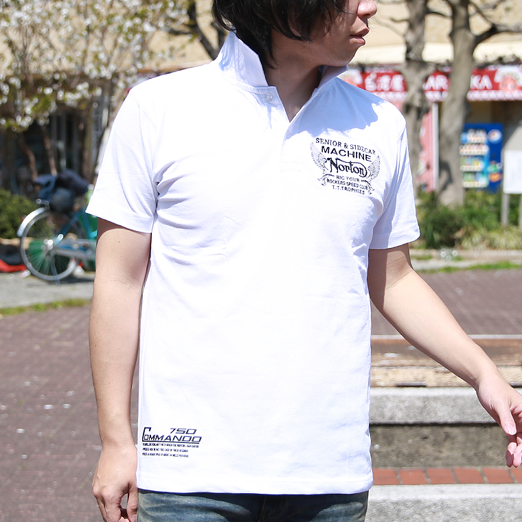DRY MAX ポロシャツ【ノートン】