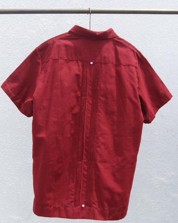 tesoro / キューバシャツ / レンガ