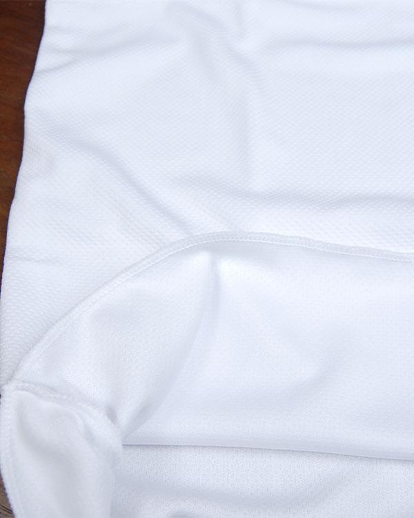 shanti / 【冷感フェイスガード・スポーツマスク におすすめ】濡らしてひんやりUVケアネックカバー / ホワイト