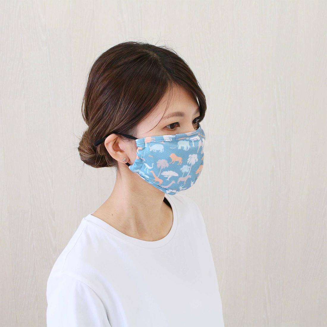 shanti / 冷感・抗菌・速乾マスク [メール便対象品]