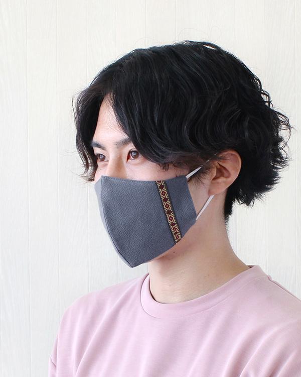shanti / チロリアンマスク / ネイビーA