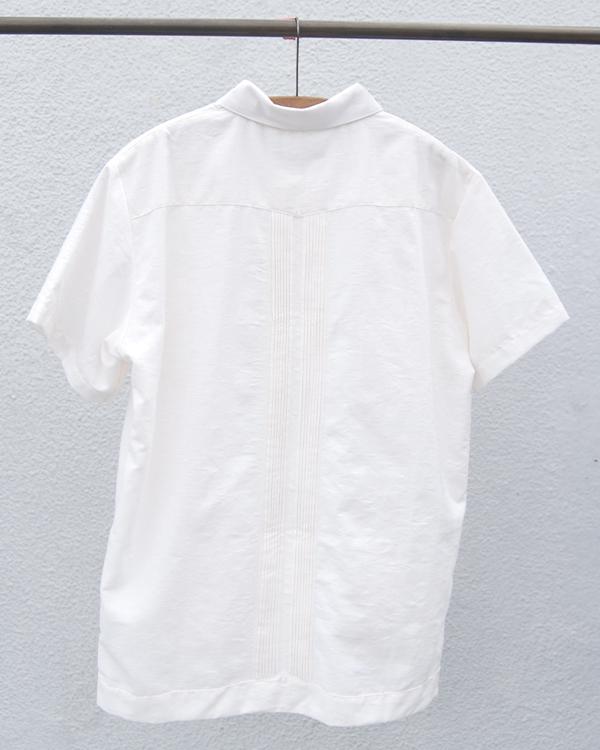 tesoro / キューバシャツ / ナチュラル