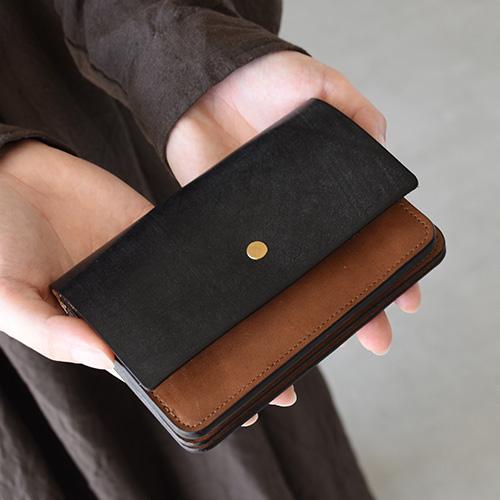 (flp-20) / forme (フォルメ) / Hand wallet combi bridle(ハンドウォレットコンビ ブライドル) / メール便対象外