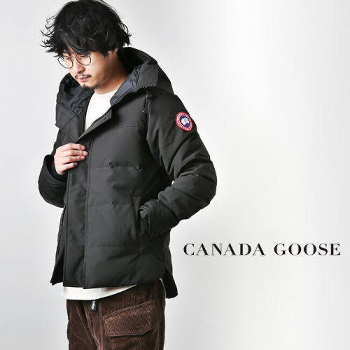 ◇(3804MA) / CANADA GOOSE (カナダグース) / MACMILLAN PARKA FF(マクミランパーカ/ダウンジャケット/フュージョンフィット) / メール便対象外