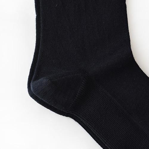 (e203z081) / evam eva(エヴァムエヴァ)/ preshrunk wool socks(プリーシュランクウールソックス)