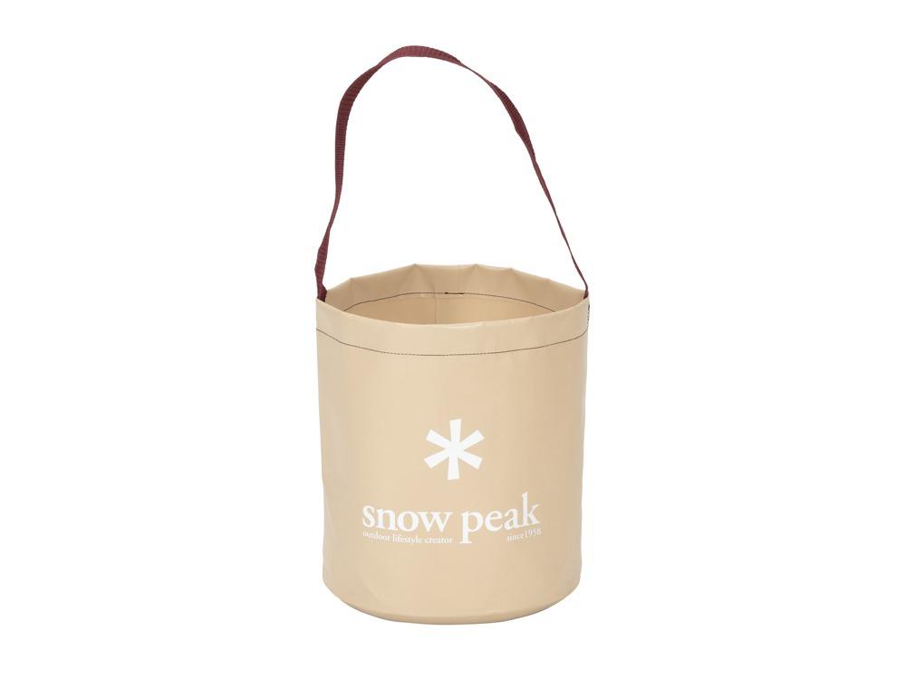 (fp-152r) / snow peak(スノーピーク) /キャンプバケツ