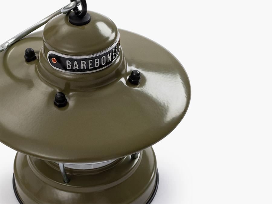 (liv-292) / Barebones(ベアボーンズ) / ミニエンジンランタンLED / OLIVE DRAB