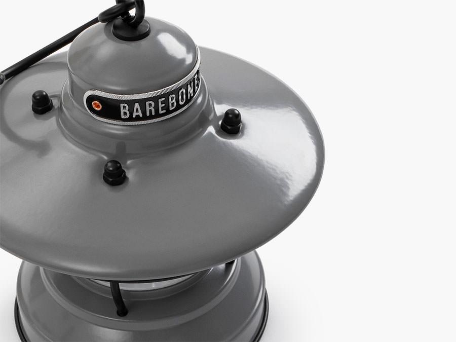 (liv-292) / Barebones(ベアボーンズ) / ミニエンジンランタンLED / SLATE GRAY
