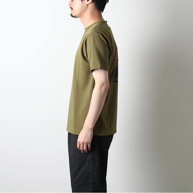 ◇[NT32153] THE NORTH FACE(ザノースフェイス)/S/S Sunrise Tee(ショートスリーブサンライズティー)