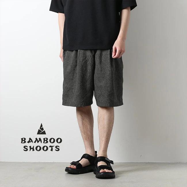 ◎◎[RXMS213024]BAMBOO SHOOTS×rajabrooke×ROKX(バンブーショーツ×ラジャブルック×ロックス)/ORIGINAL BATIK ROKX SHORTS(オリジナルバティックロックスショーツ)【SUMMER SALE40%OFF】