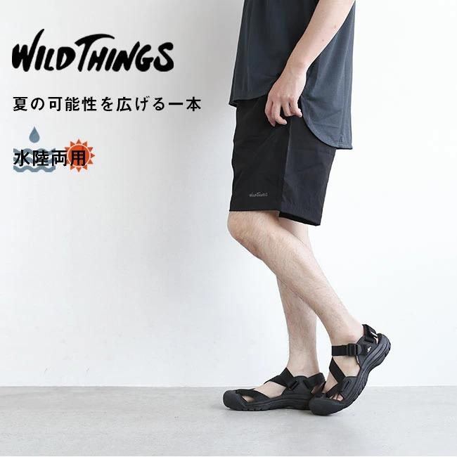 ◎◎(WT21024AD) / WILD THINGS(ワイルドシングス) / BASE SHORTS/ベ−ス ショーツ【SUMMER SALE30%OFF】
