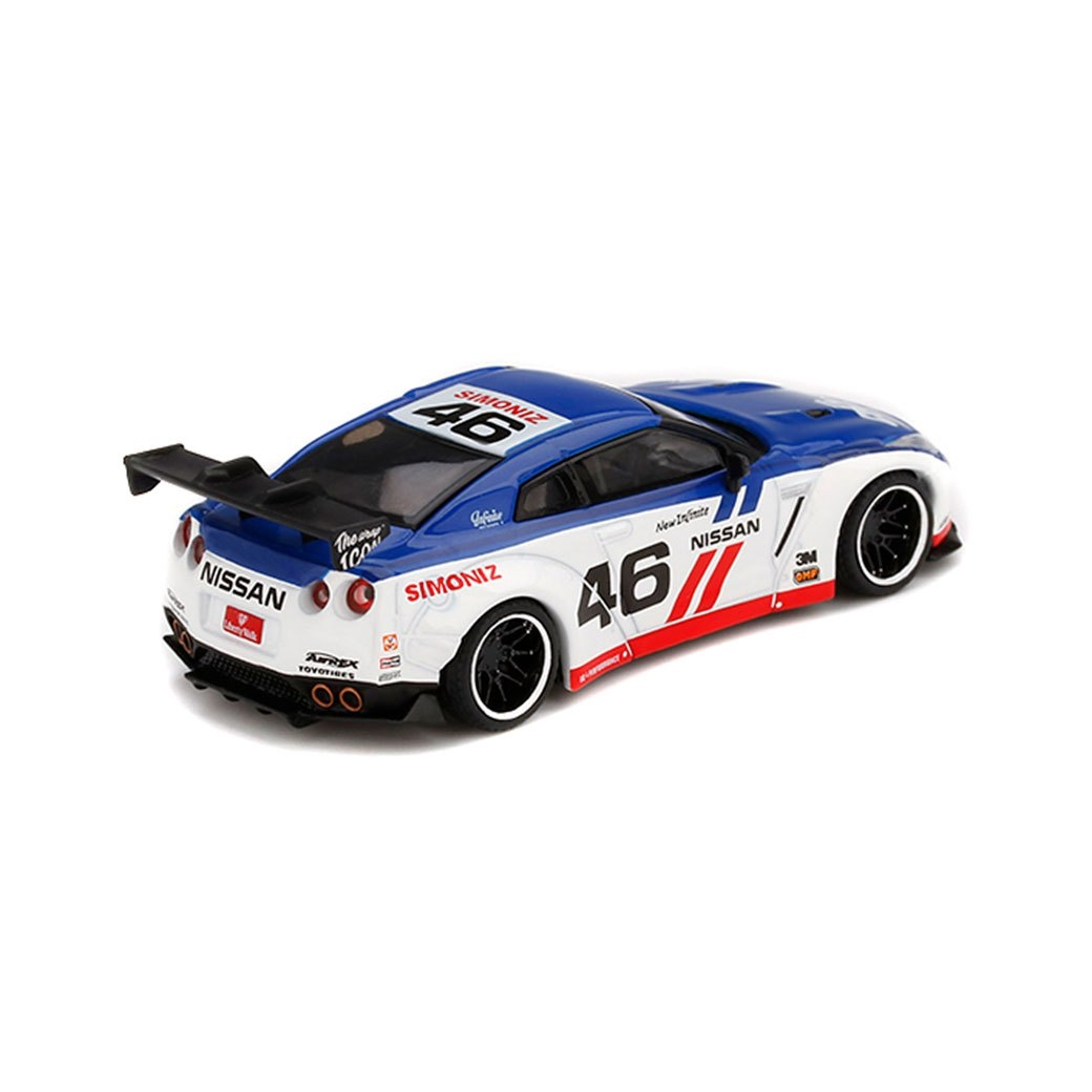 1/64 MINI GT LB★WORKS GT-R Type1 BRE