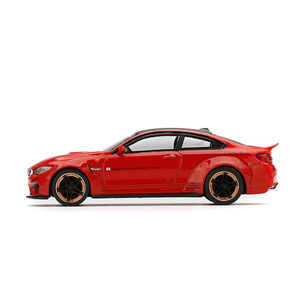 1/64 MINI GT LB-WORKS M4 Red