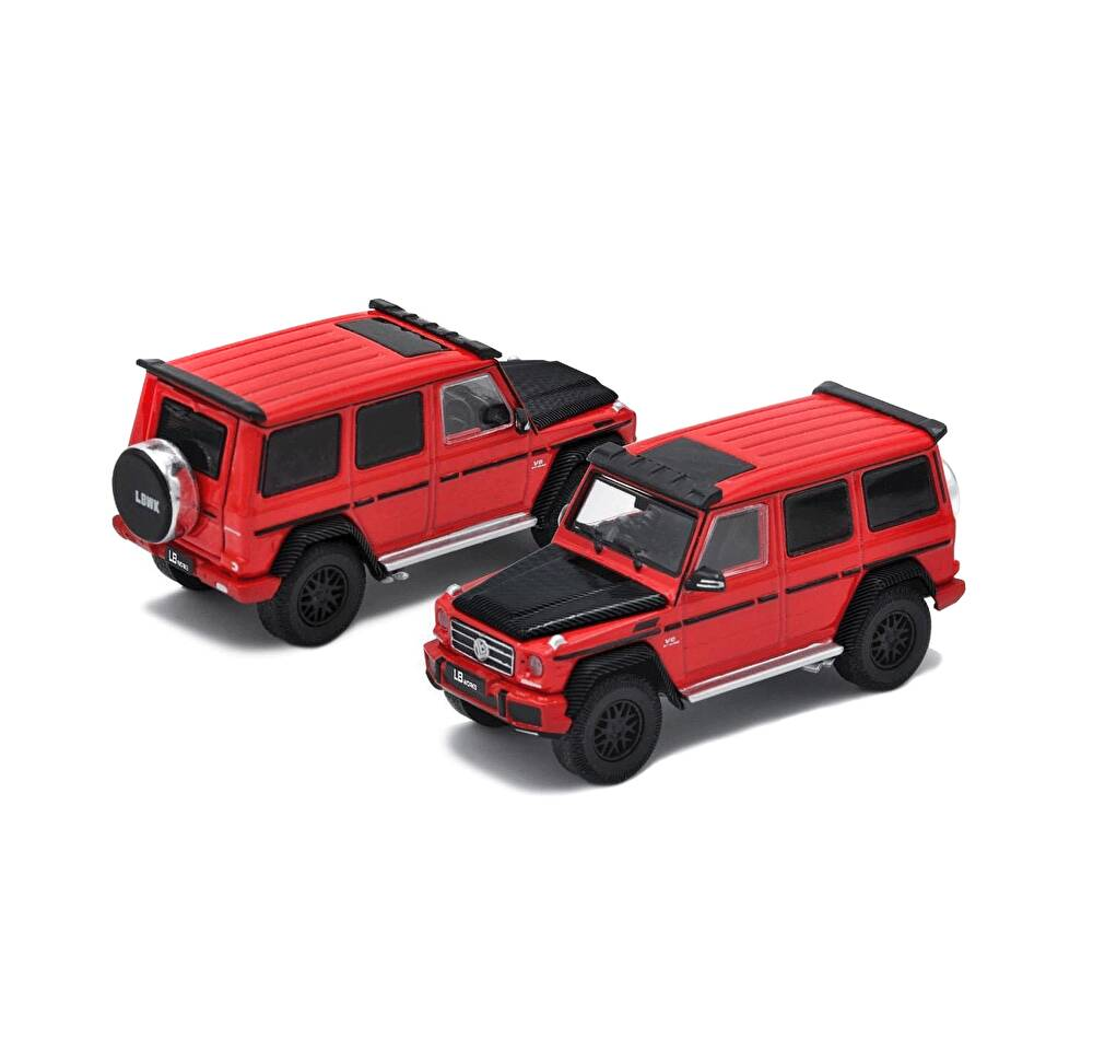 1/64 ERA CAR LB-WORKS G63 Red