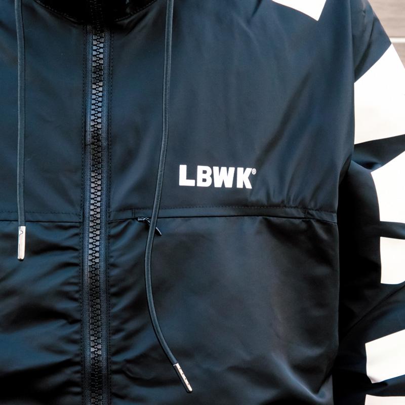 LBWK アームロゴ ブルゾン Black