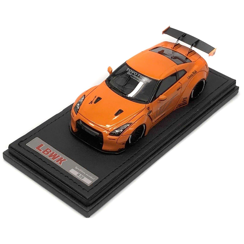 1/43 イグニッションモデル GT-R ver.1 Orange