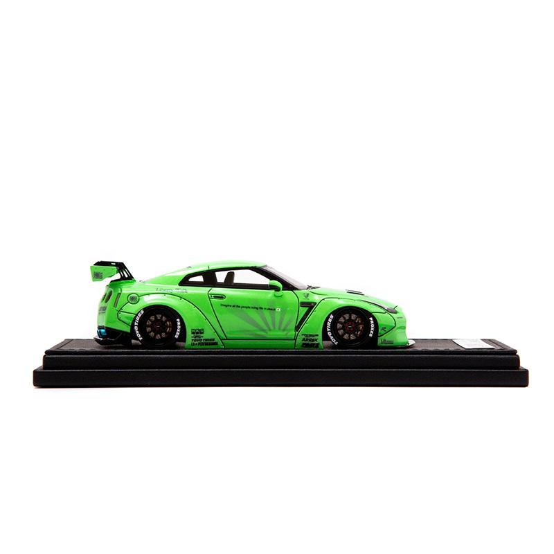 【予約】1/43 イグニッションモデル GT-R ver.1 Green