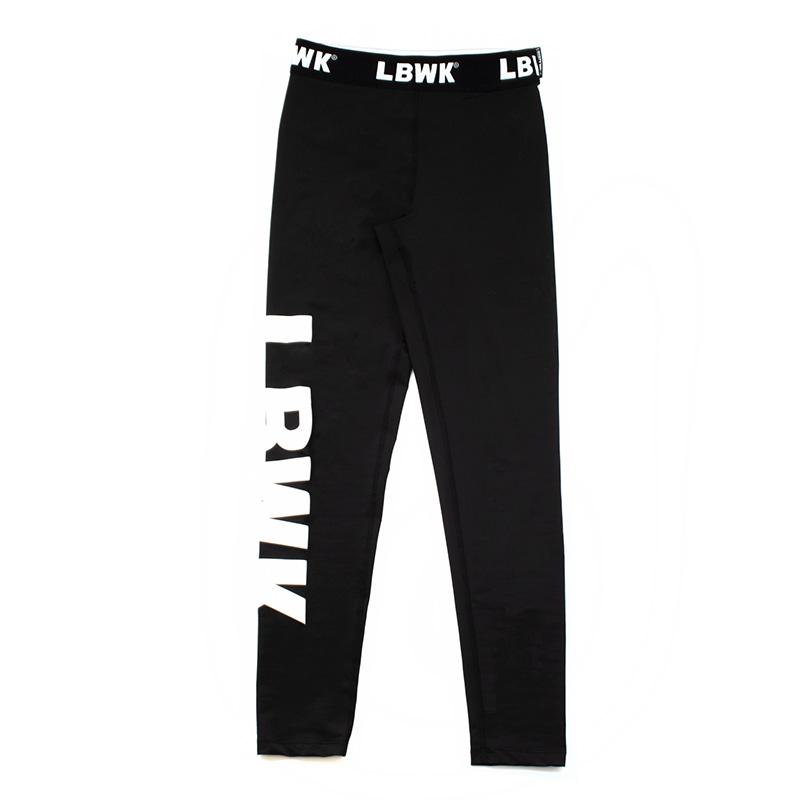 LBWK レギンス ロゴ Black