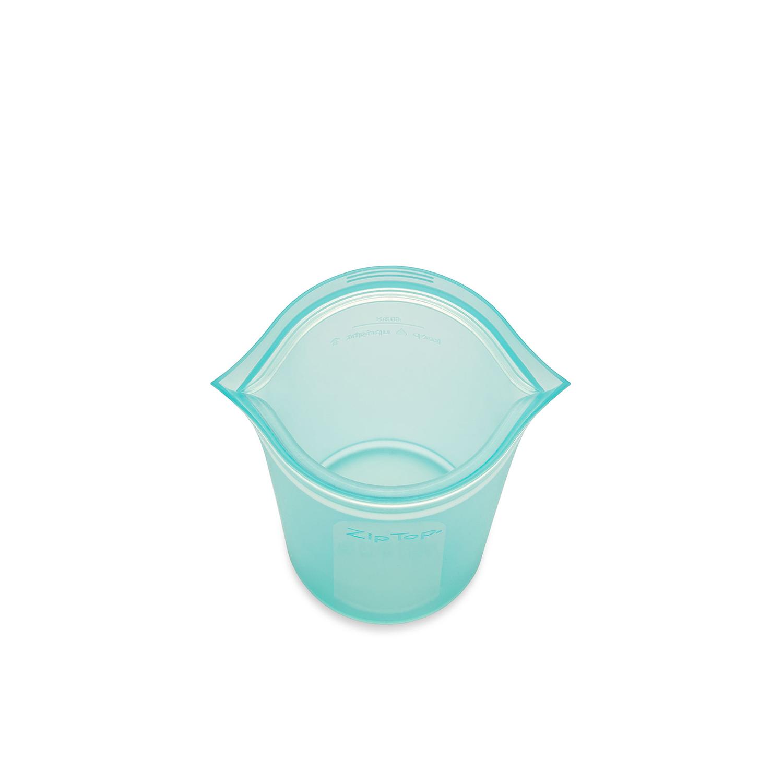 ZIPTOP ジップトップ カップ M ティール【Z-CUPM-03】 ZIPTOP(ジップトップ)