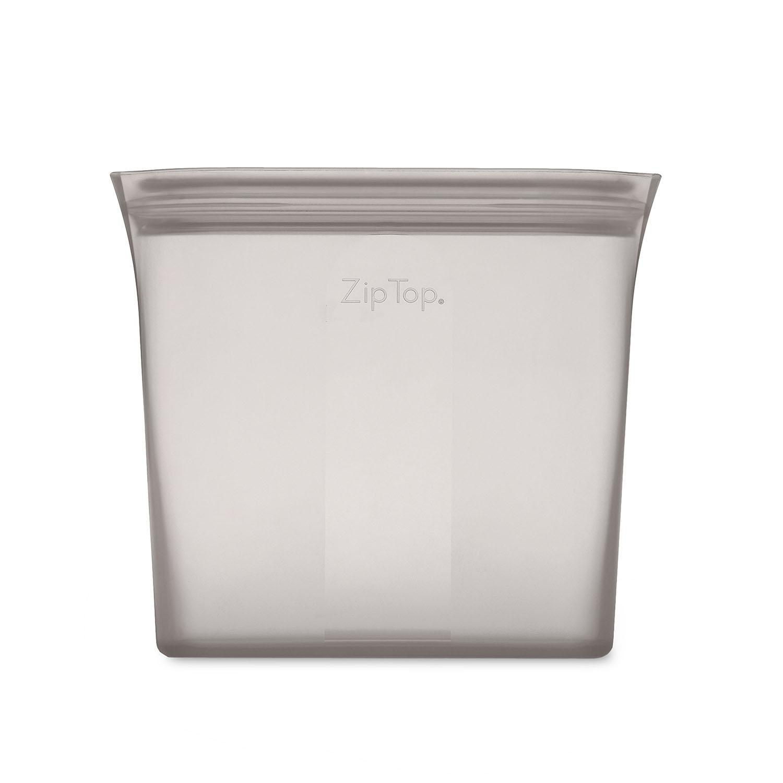 ZIPTOP ジップトップ バッグ サンドイッチ グレー【Z-BAGS-02】 ZIPTOP(ジップトップ)