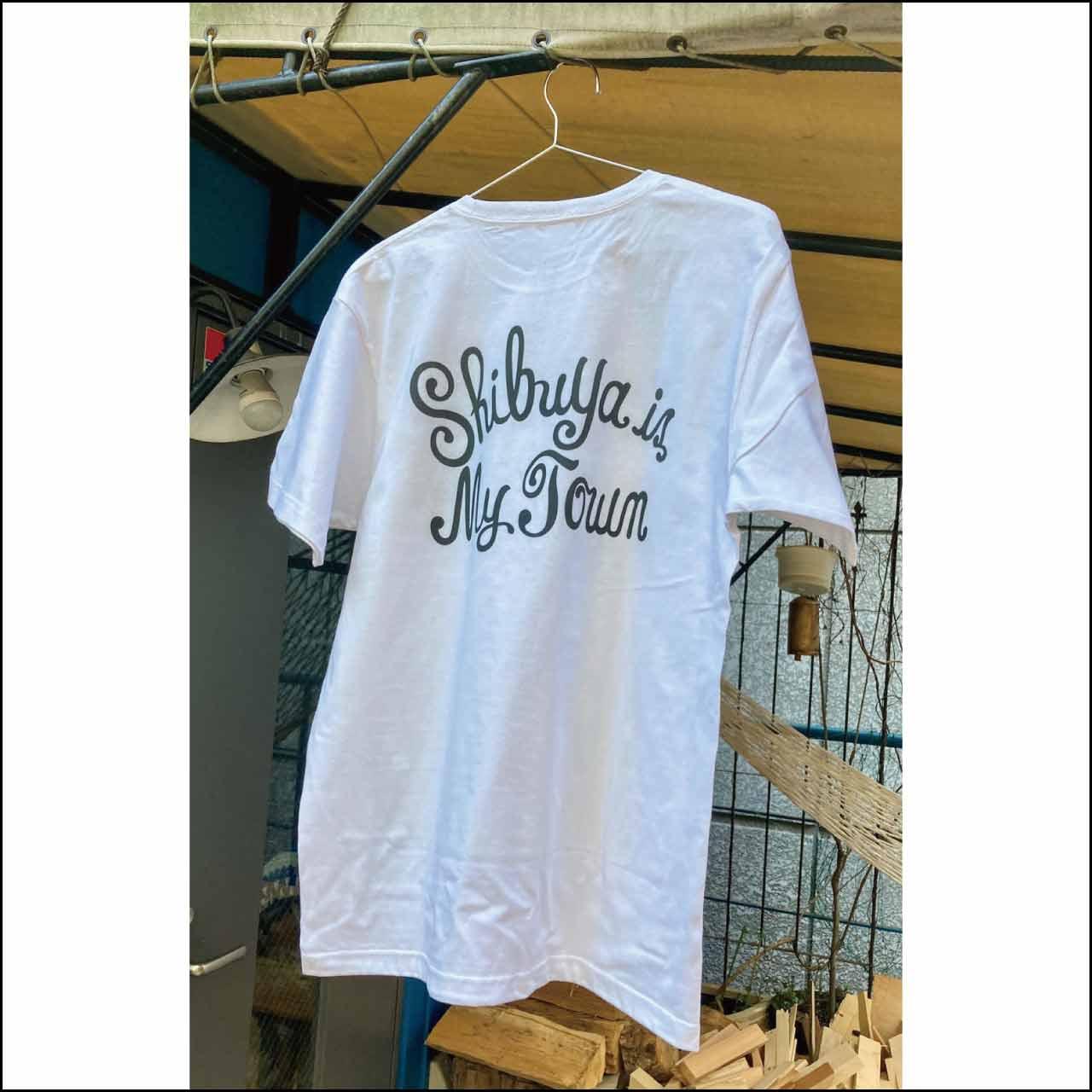 酒喰 とりしょう×Shibuya is my town レペゼンTシャツ