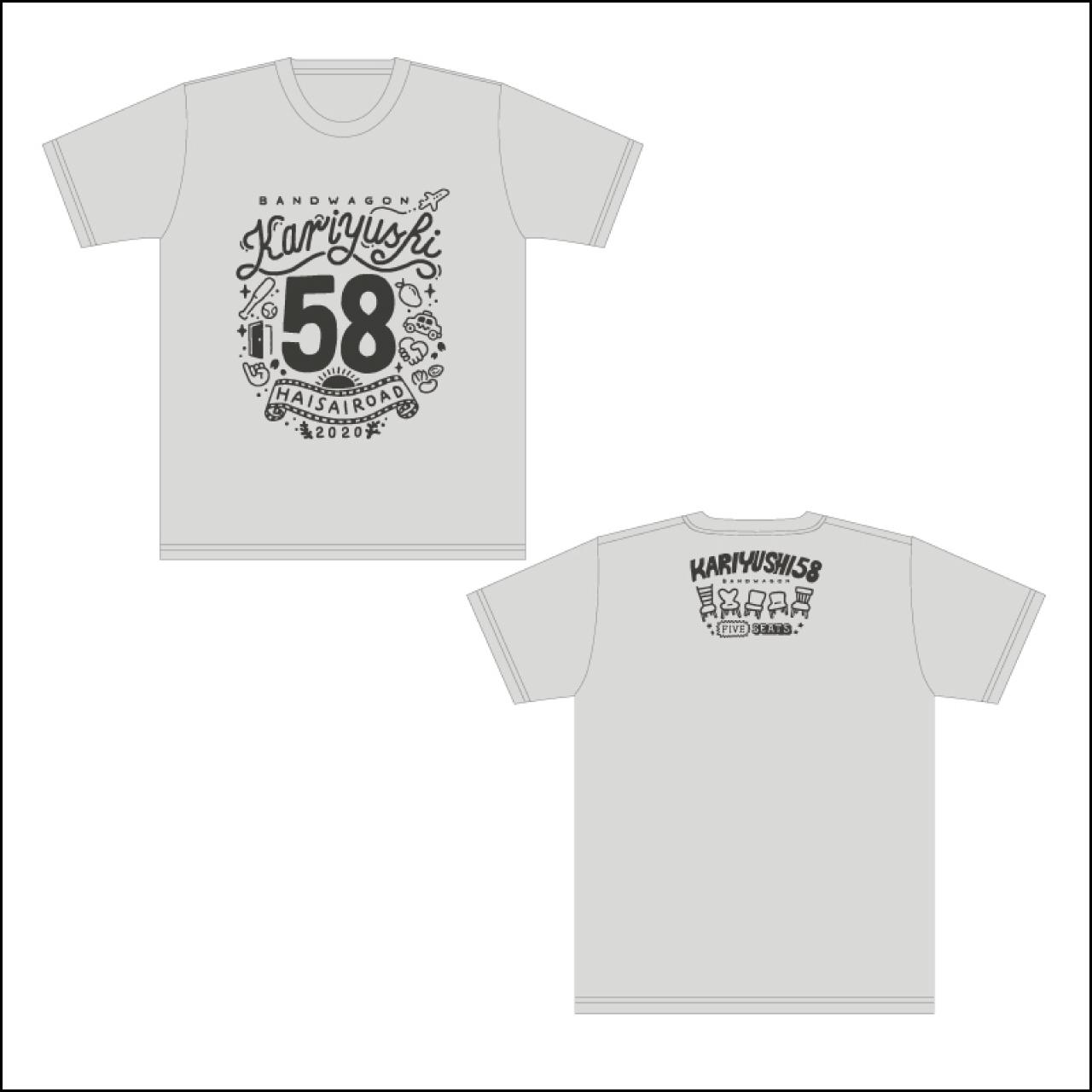 5seatsモチーフTシャツ