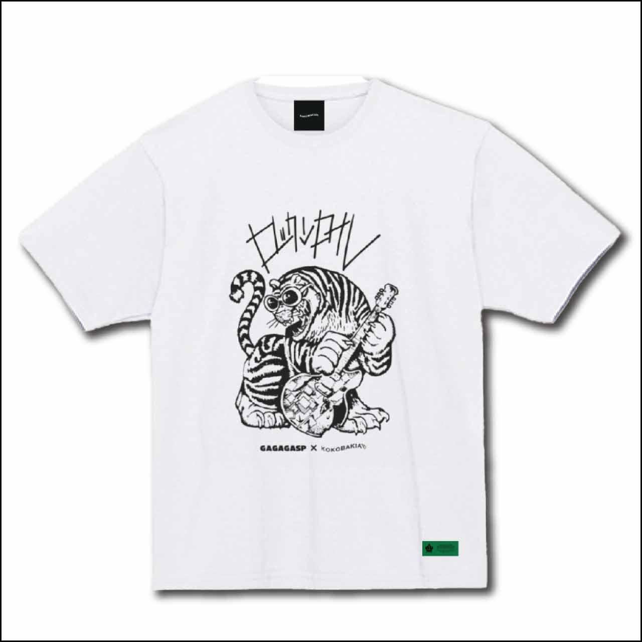KOKOBAKIAコラボT(虎)