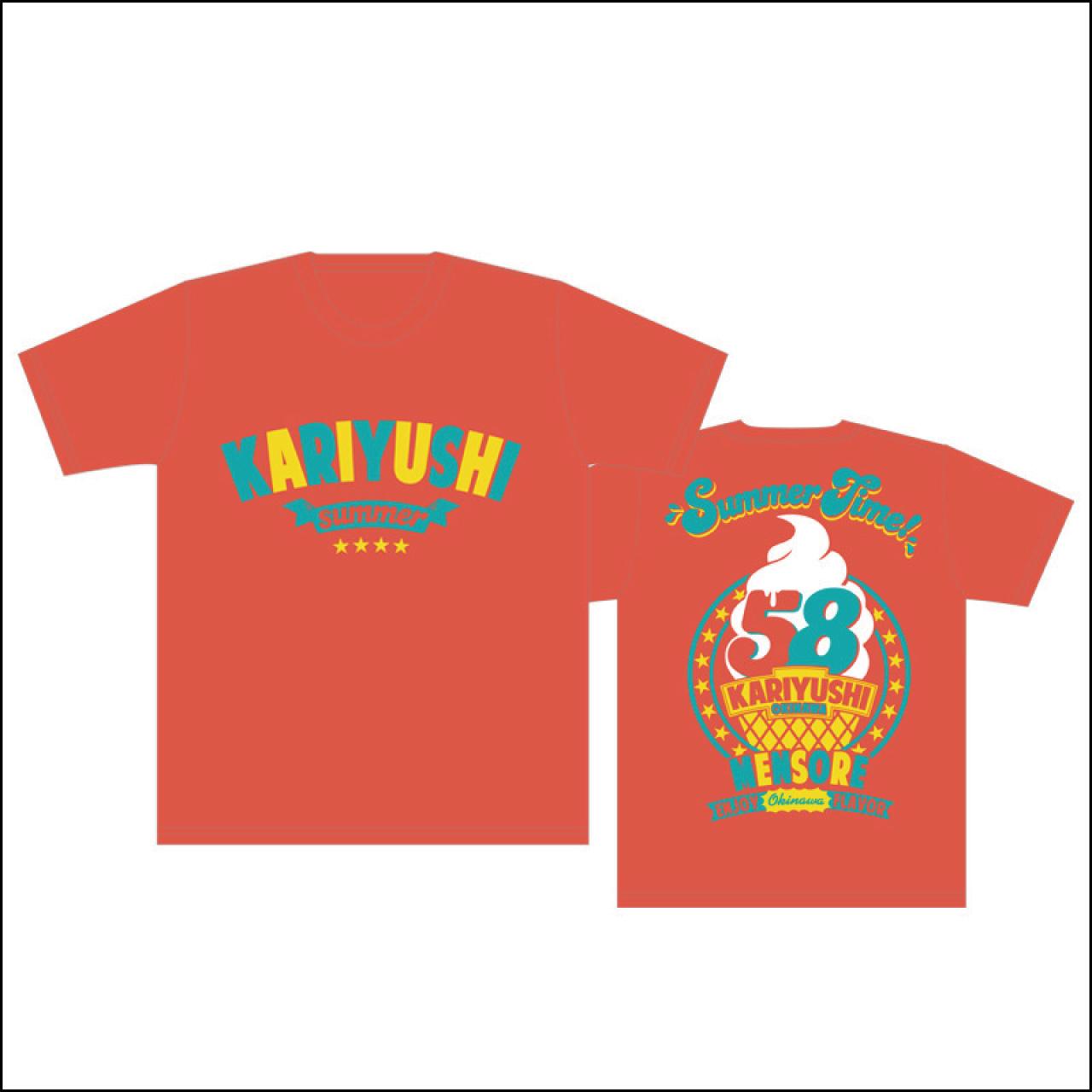 【LAST SALE】ソフトクリームTシャツ