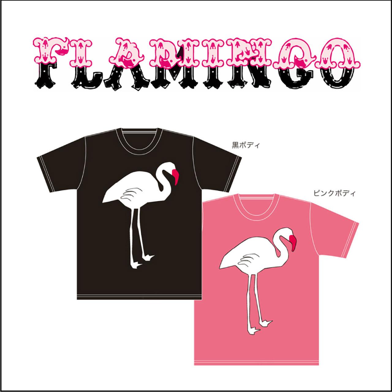 FLAMINGO オリジナルTシャツ
