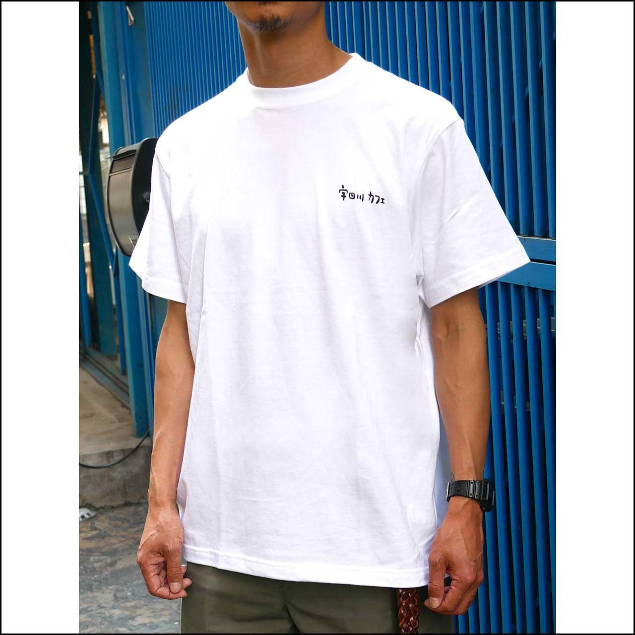 Shibuya Is My Town オリジナルTシャツ(バックプリント)