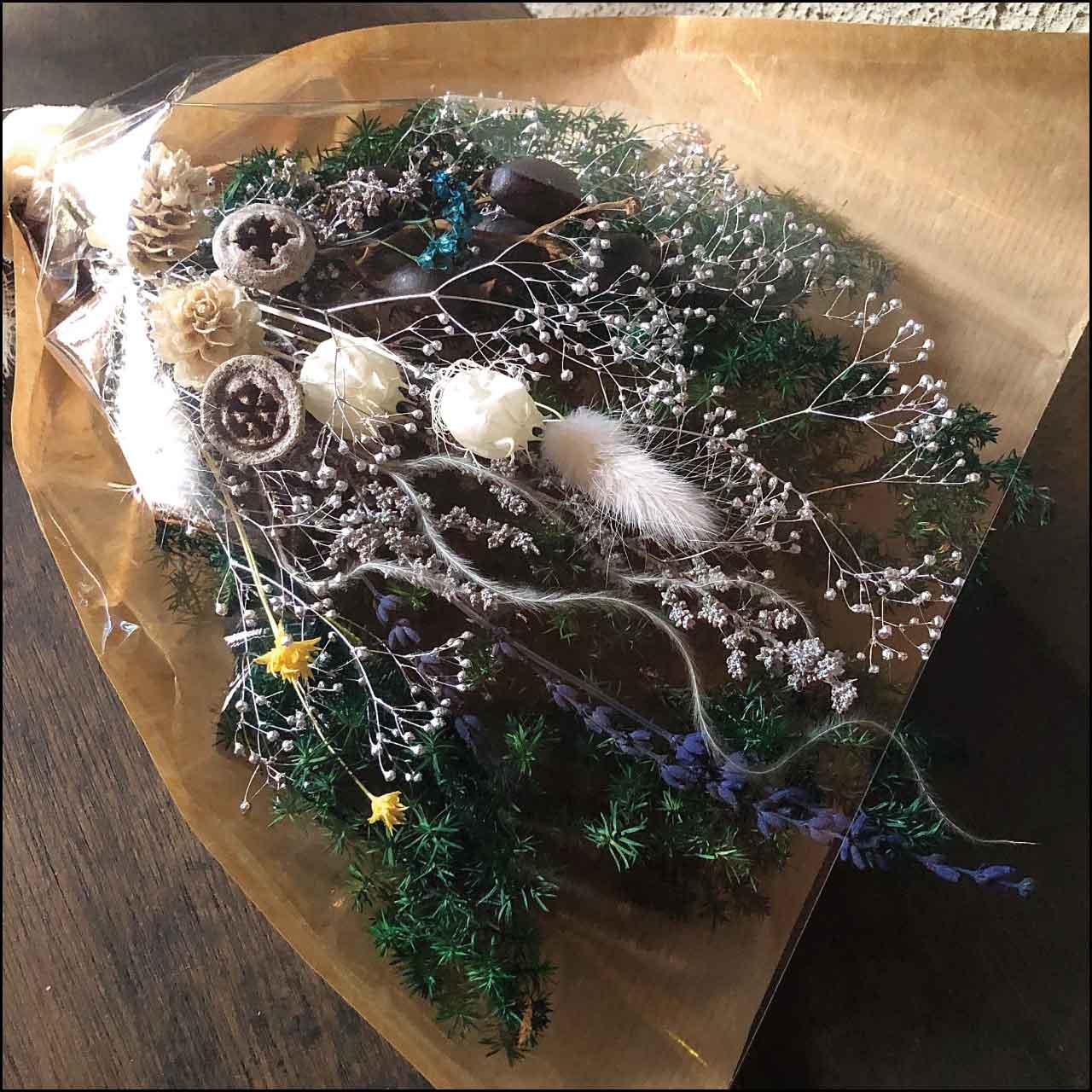 【数量限定】dry flower 「すみか」