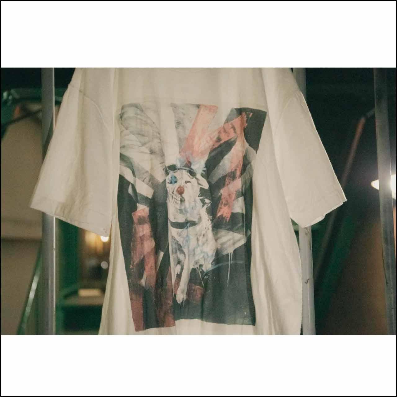 Hachi Tシャツ