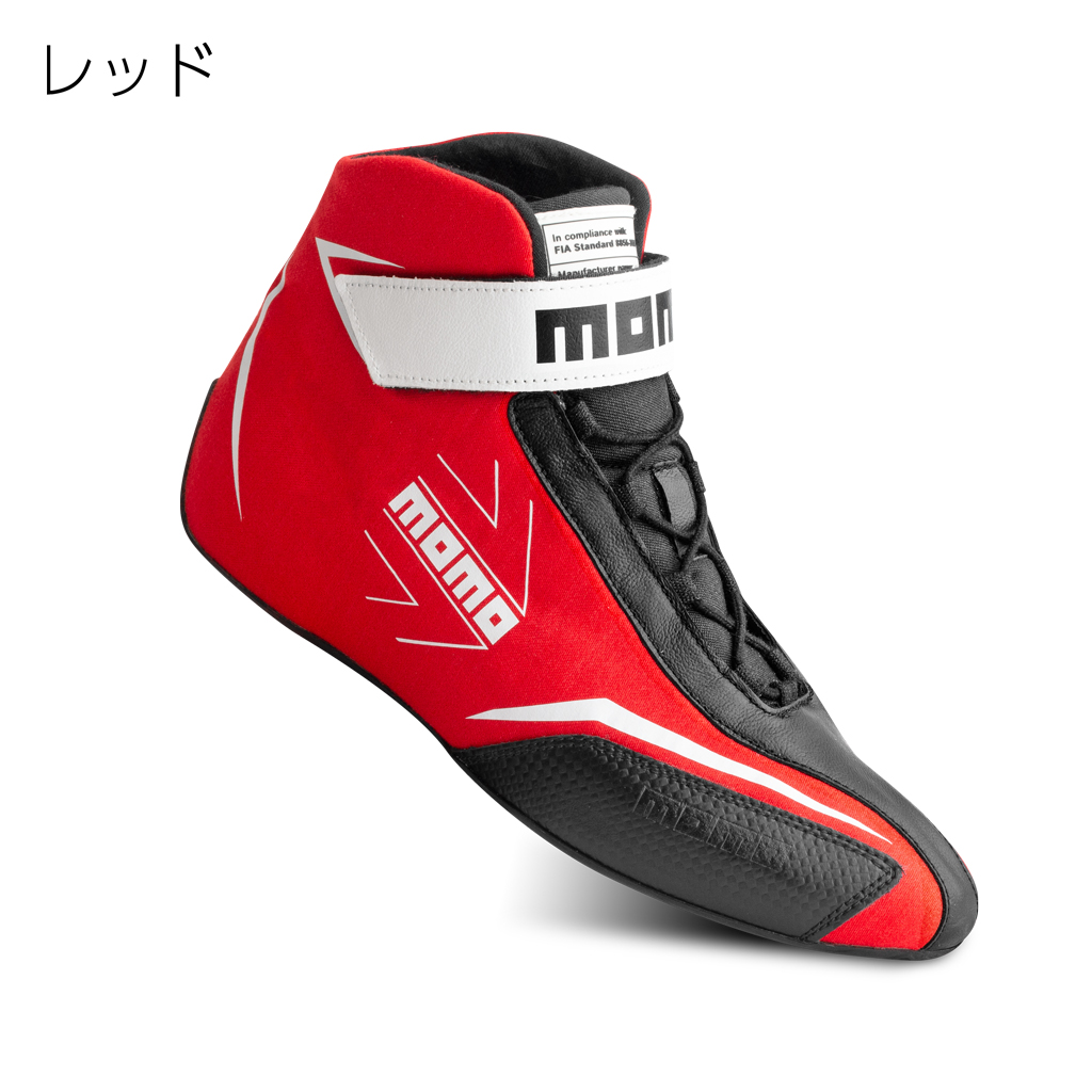 MOMOレーシングシューズ CORSA LITE 【FIA8856-2018公認】