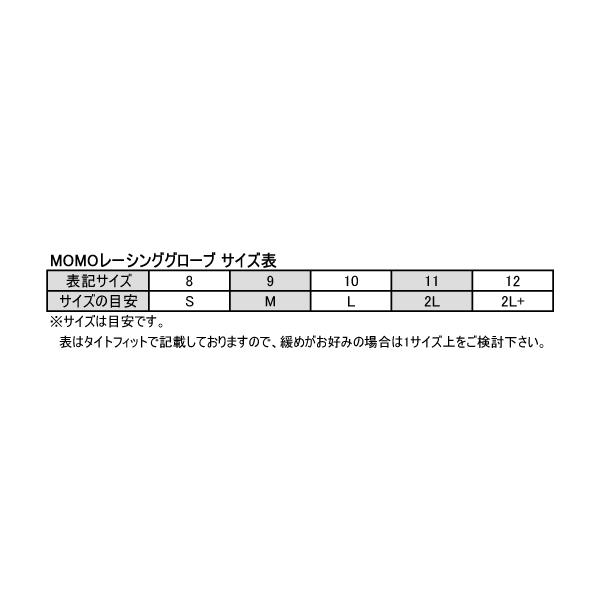 MOMO ARROW レーシンググローブ XTREME PRO【FIA公認】