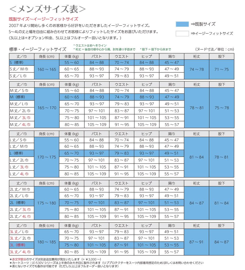 [オーダー]LE-530V 【カートスーツ】