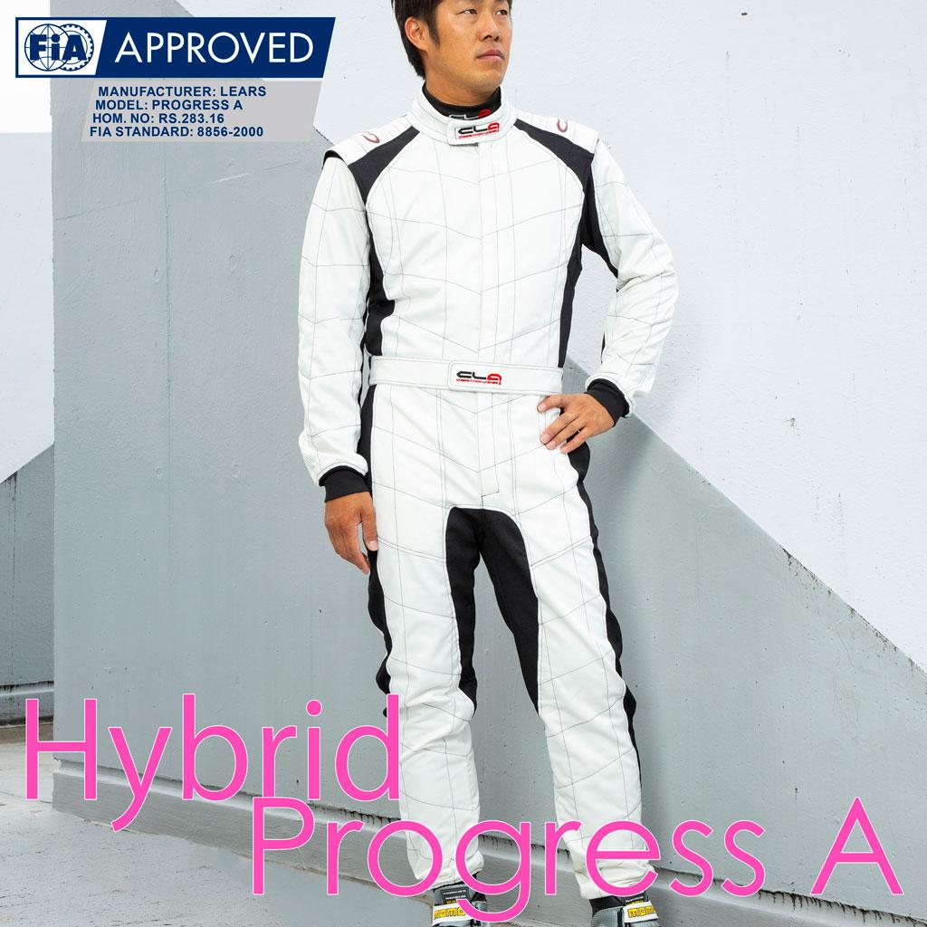 [在庫あり]プログレスA 【FIA8856-2000公認】 ハイブリッド系/ホワイト/2Lサイズ