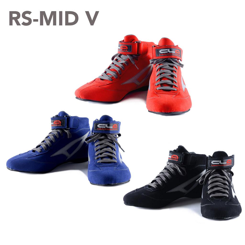 RS-MID V 【日本製ドライビングシューズ】