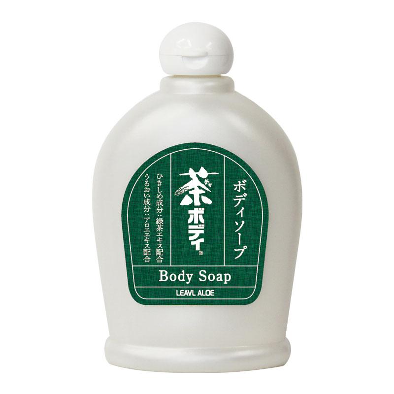 リーブルボディソープ(アロエ・お茶) 150mL