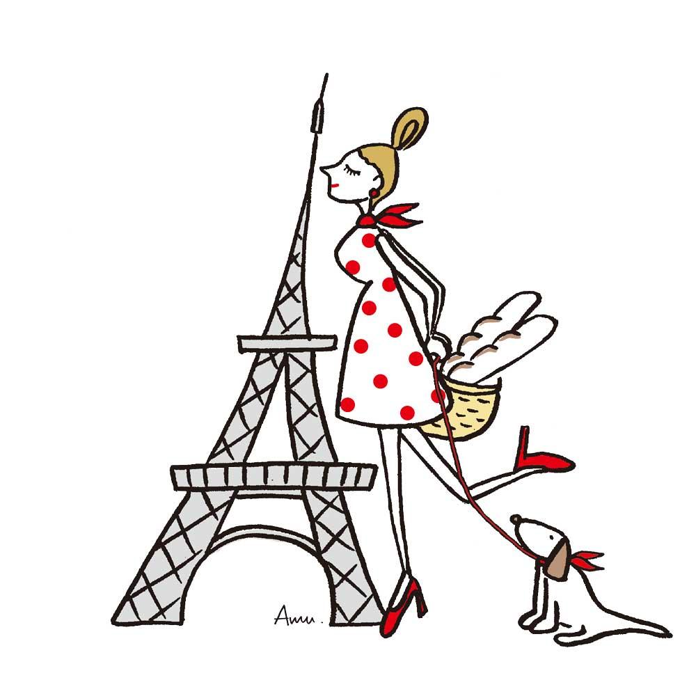 パリ・キャラメルポップコーン ギフトPOP8