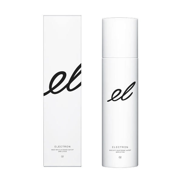 SKIN LOTION 200ml(化粧水) ELECTRON for professional