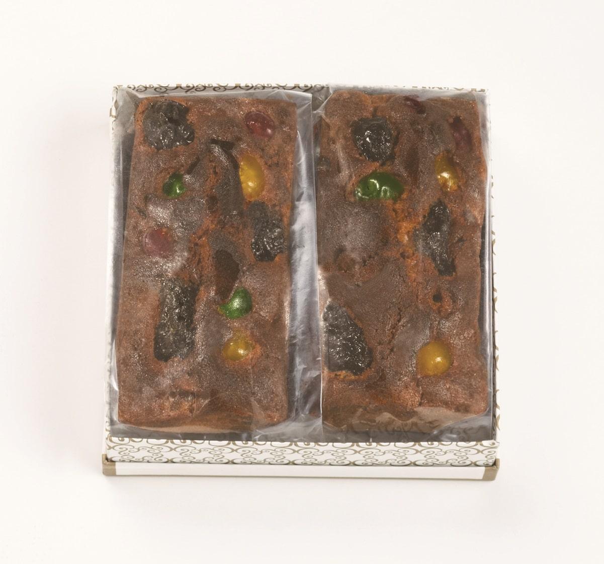 フルーツケーキ(2本箱)